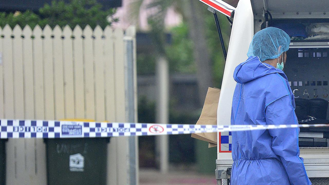 A man stabbed in Palmerston overnight — allegedly by a woman he knew — remains in a serious condition in hospital
