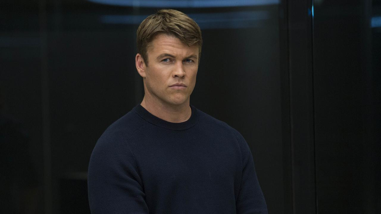 Luke Hemsworth in a scene from Westworld. Picture: Supplied/Foxtel