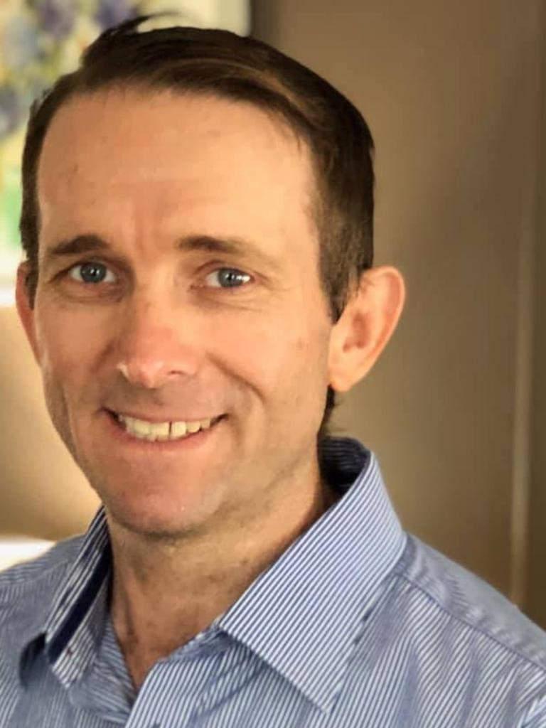 Travis Holland, candidate for Maranoa Regional Council.