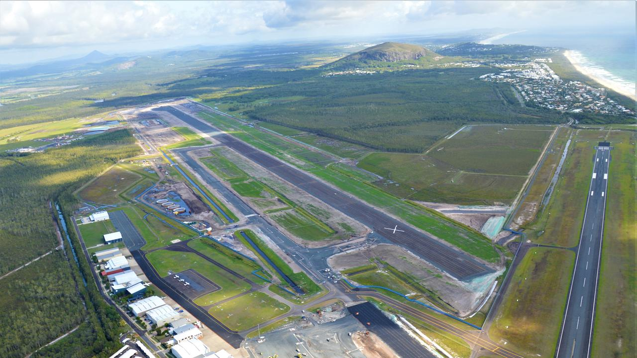 Candidates have gone head-to-head over the Sunshine Coast International Airport during an election forum in Maroochydore last night.