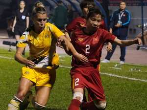 Matildas qualify for Tokyo after completing formalities