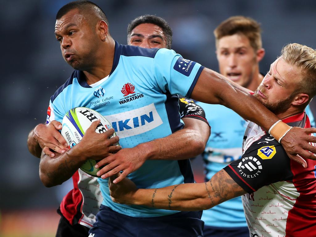 NSW Waratahs veteran Kurtley Beale has negotiated the highs and the lows during a remarkable career.