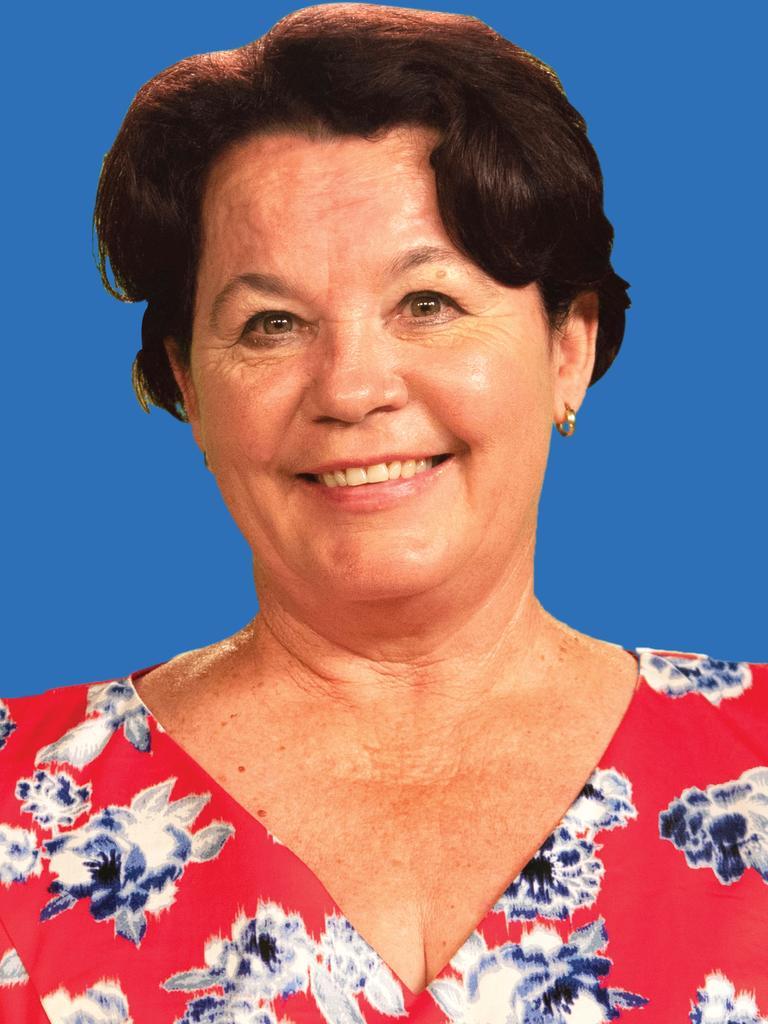 Julie Guthrie is running for Maranoa Regional Council.