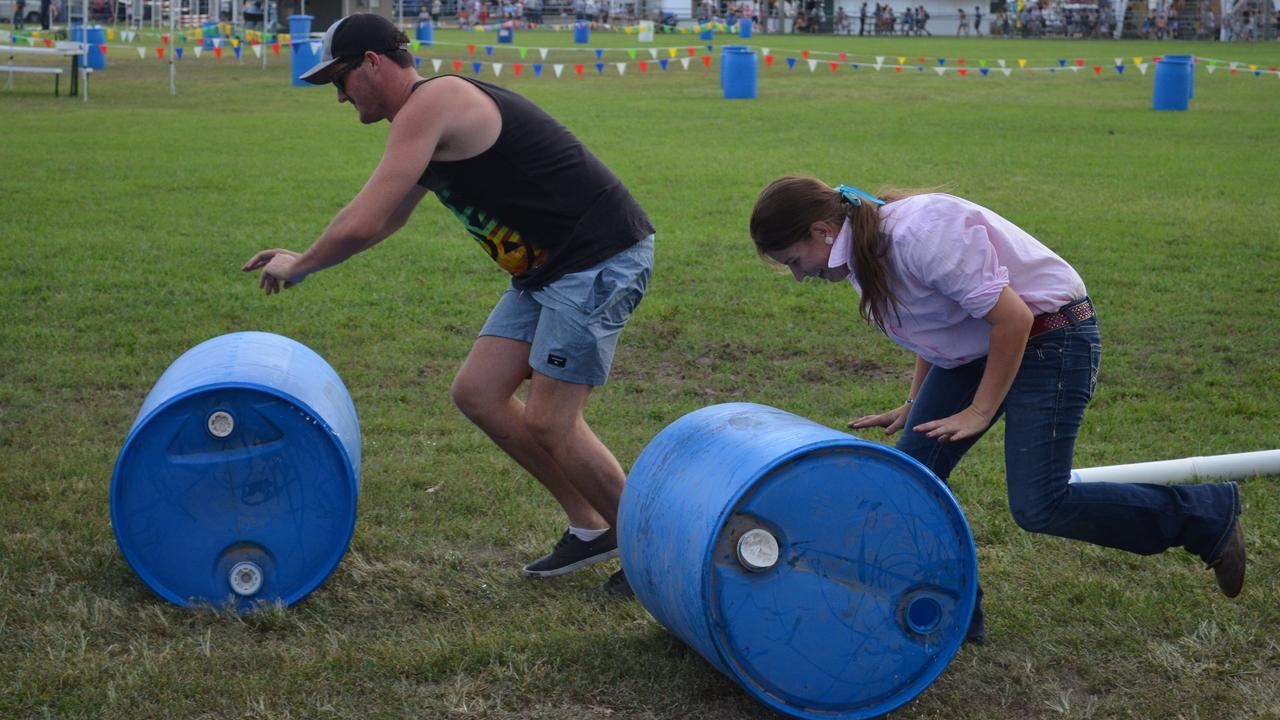 The Young Farmers Challenge in Stanthorpe.