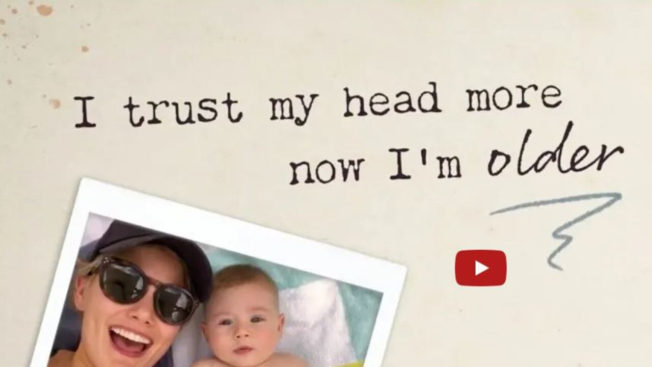 A still from the lyric video for The McClymont's new single