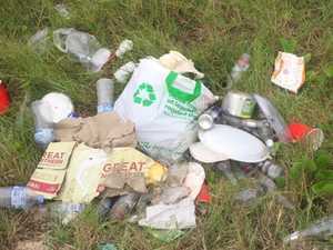 Why more needs to be done to stop Teewah's litter bugs