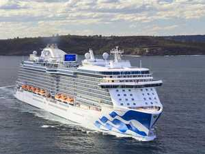 Princess Cruises axes all trips due to virus