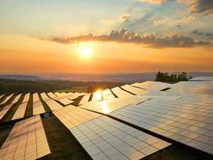 Albanese's push for Mackay made wind turbines, solar panels