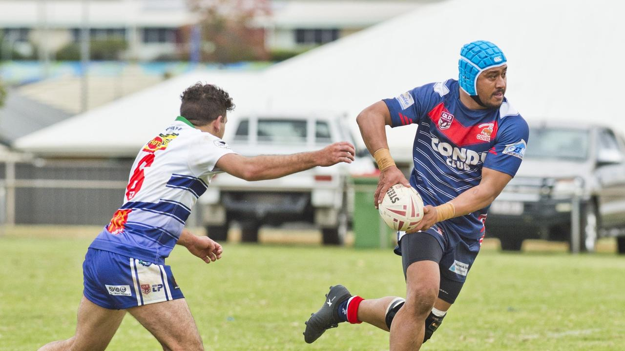 ONE MORE TO GO: The Warwick Cowboys will play their final trial match this afternoon at Father Ranger Oval against the Kyogle Turkeys.