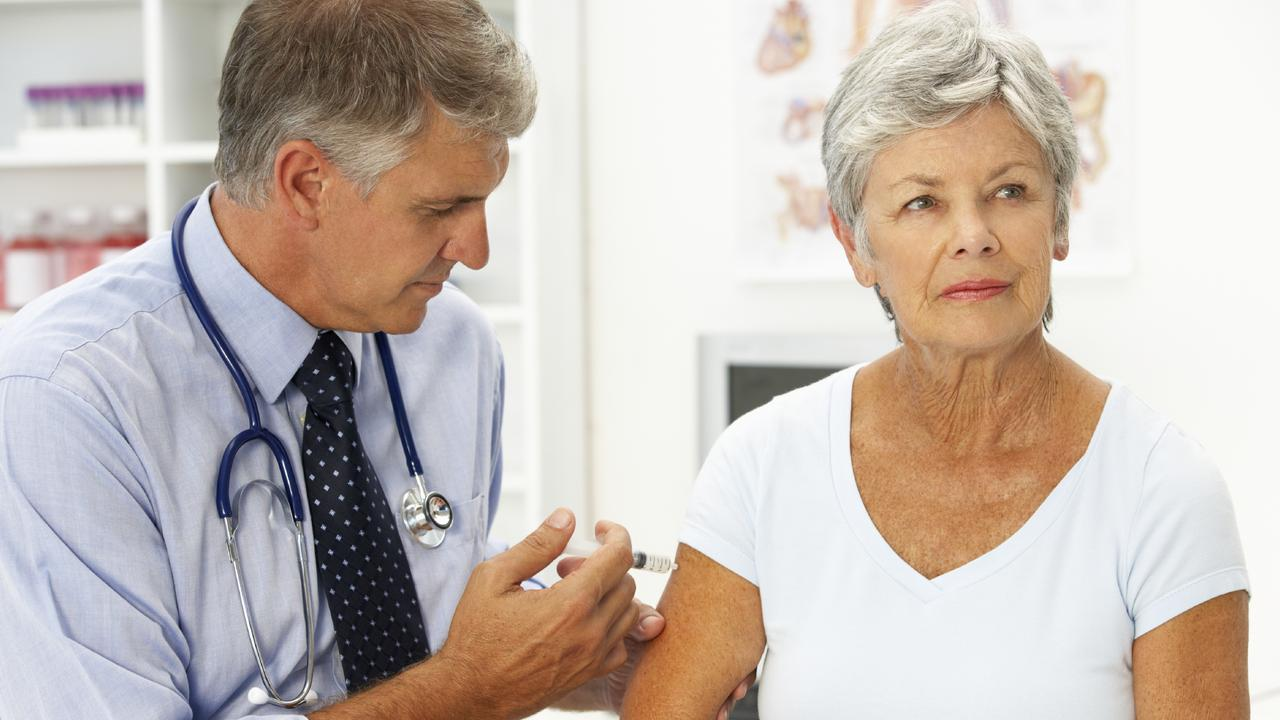 Make flu shots free for everyone, an expert says. Picture: iStock