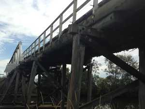 Change in Tucabia roads for historic bridge removal