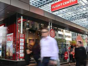 Flight Centre shock: Up to 100 branches to close