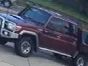 Stolen LandCruiser found after Mackay crime spree