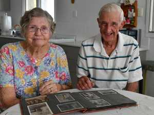 Couple still loved-up 65 years on