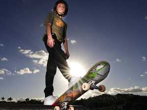 How this Tweed girl, 10, became a street skating prodigy