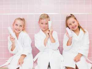 Coast mums create skincare range for kids