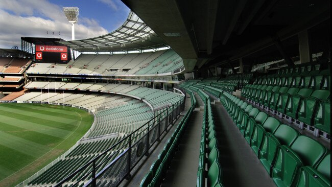 The AFL is investigating changes that will see the competition enter unprecedented territory due to the coronavirus.
