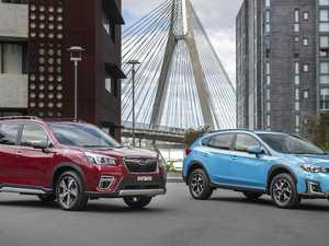 Subaru latest to join hybrid craze