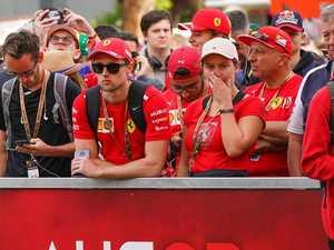F1 drivers make mockery of fan confusion