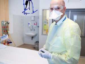 The doctor at coronavirus ground zero