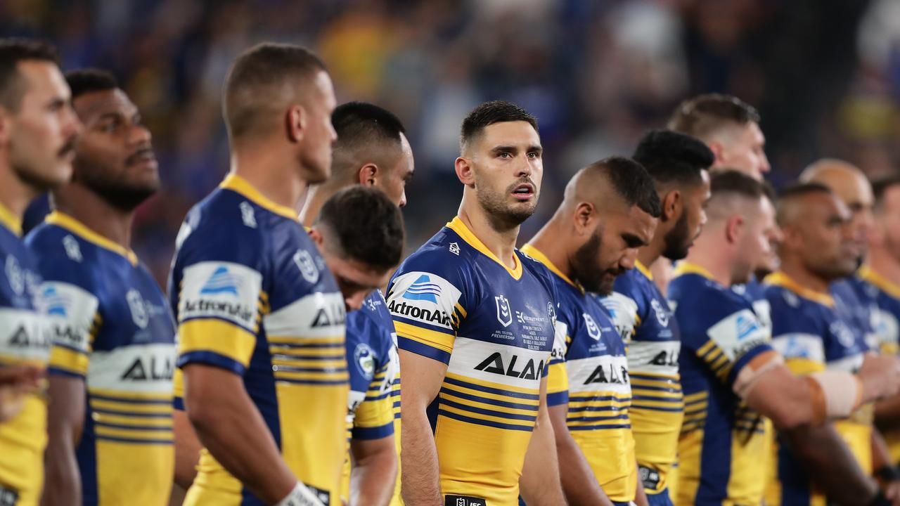The Eels got the job done but still have plenty to prove. Picture: Matt King/Getty Images