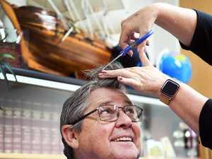 Aussie spirit shines in greatest shave