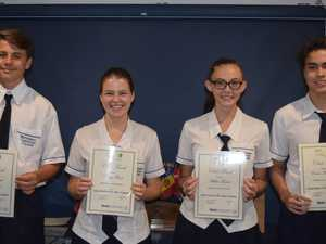 Talented students vie for prize