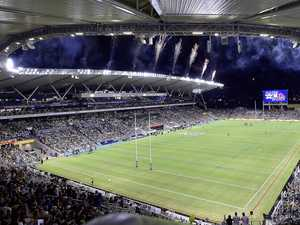 Premier insisted on Nth Qld stadium blockbuster going ahead