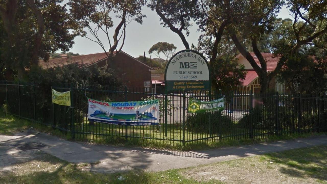 Maroubra Bay Public School.