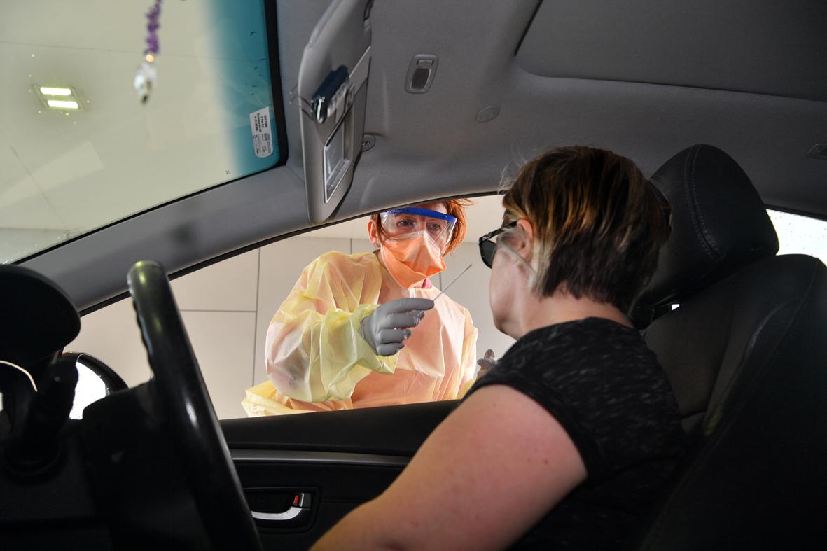 Sunshine coast residents tested for coronavirus