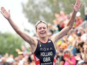 Holland makes most of important ITU race at Mooloolaba