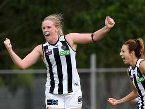 AFLW: Tigers hit new low; Blues, Pies triumph
