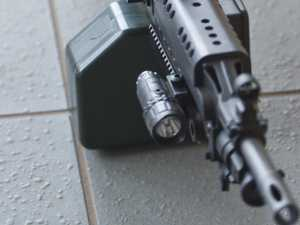 Residents alarmed by man walking streets with fake gun