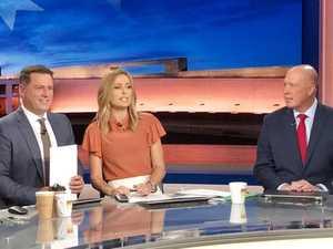 Nine faces new coronavirus scare after Dutton visit