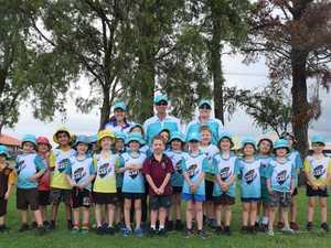 Another successful season of the Kingaroy Junior Blasters Cricket