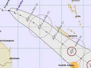 What Far North can expect if cyclone forms in Coral Sea