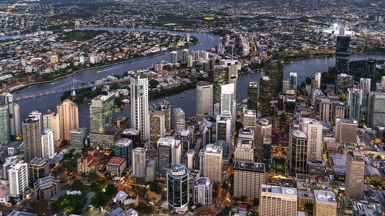 It's business as usual for real estate agents across Greater Brisbane this weekend despite coronavirus-linked cancellations affecting other industries.