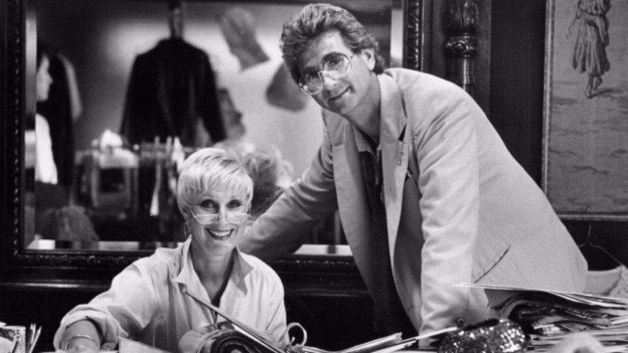 Merivale and John Hemmes were pioneers in Australian fashion.