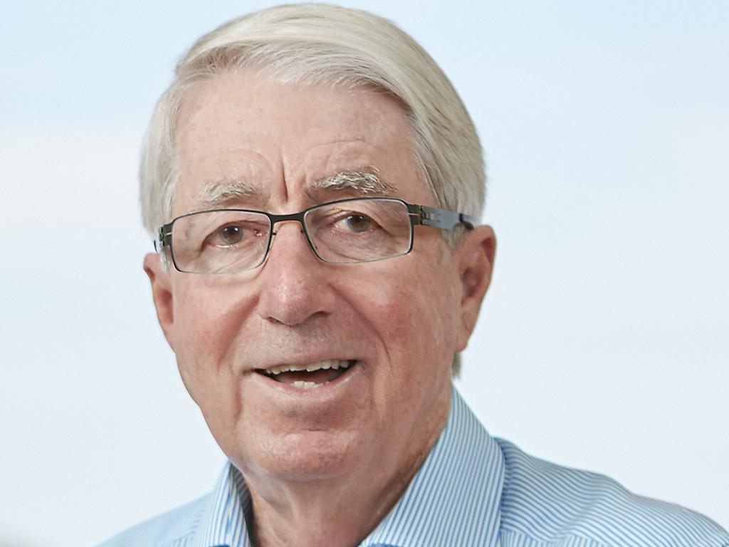 Financial guru and author Noel Whittaker.
