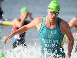 Willian makes impression at Mooloolaba World Cup race