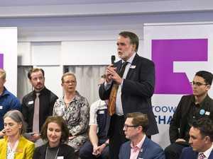 TRC candidate Garry Humphries