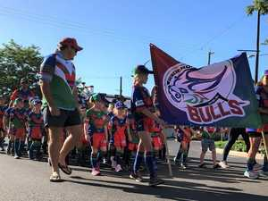 Junior Rugby League poised to break their own record