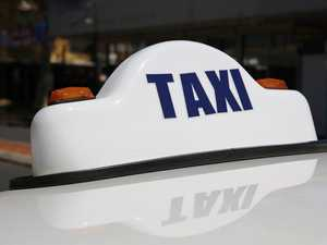 Taxi driver attacked with baton in savage robbery