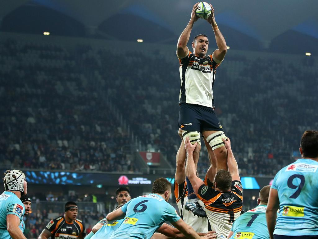 The Brumbies Waratahs game will be the last Super Rugby match of the year. Picture: Getty