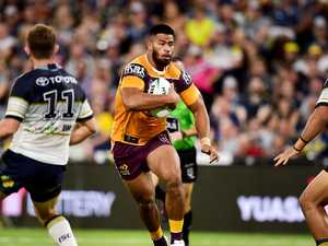 Tallis: Haas could be the NRL's best ever forward
