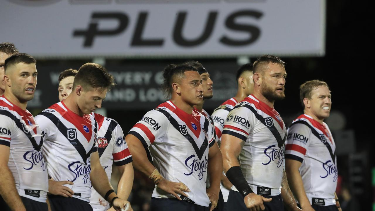 The Roosters surrendered a 12-0 lead to lose to the Panthers in their season opener.