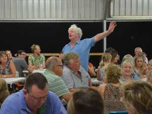 Rural Aid army to invade Gayndah this month