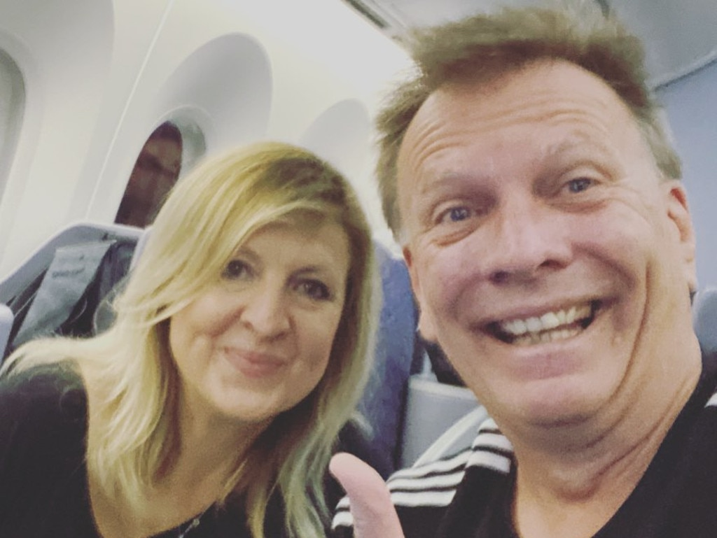 Darlene Zschech, who wrote some of Hillsong's biggest hits. She and her husband Mark left Hillsong in 2011 to be head pastors at another megachurch. Picture: Supplied