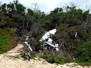 Police shut down fake plane crash fundraiser