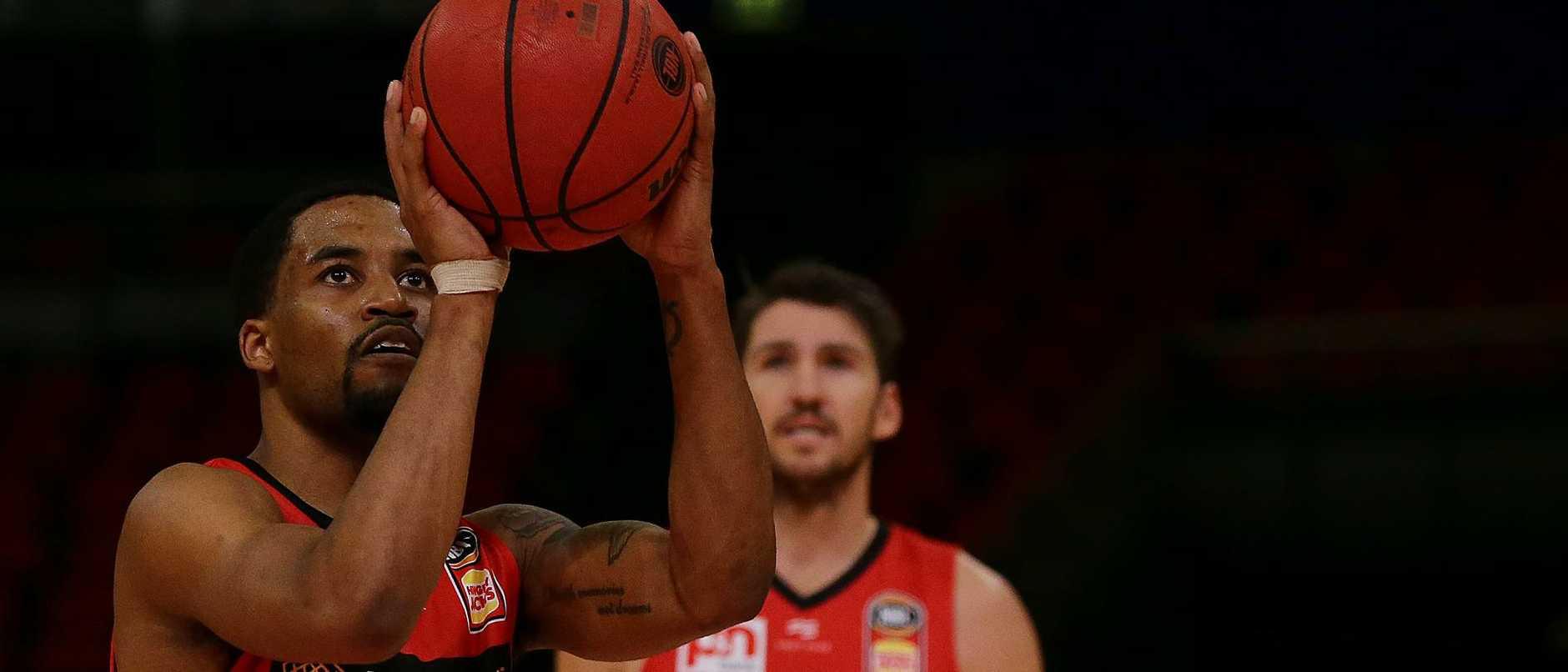 NBL Grand Final: Game 3 - Sydney v Perth